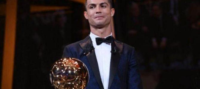 Julio Salinas Katakan Ronaldo masih Tidak Pantas Raih Ballon dOr