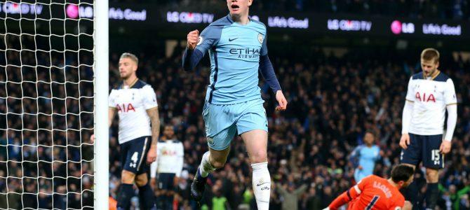 Tottenham Harus Lebih Berjuang Keras Lagi Agar Bisa Menyamai City