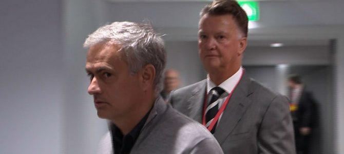Van Gaal Katakan Taktik Mourinho Mudah Di Baca