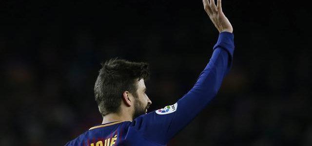 Barcelona Memperpanjang Kontrak Pique Dengan Gaji Tinggi