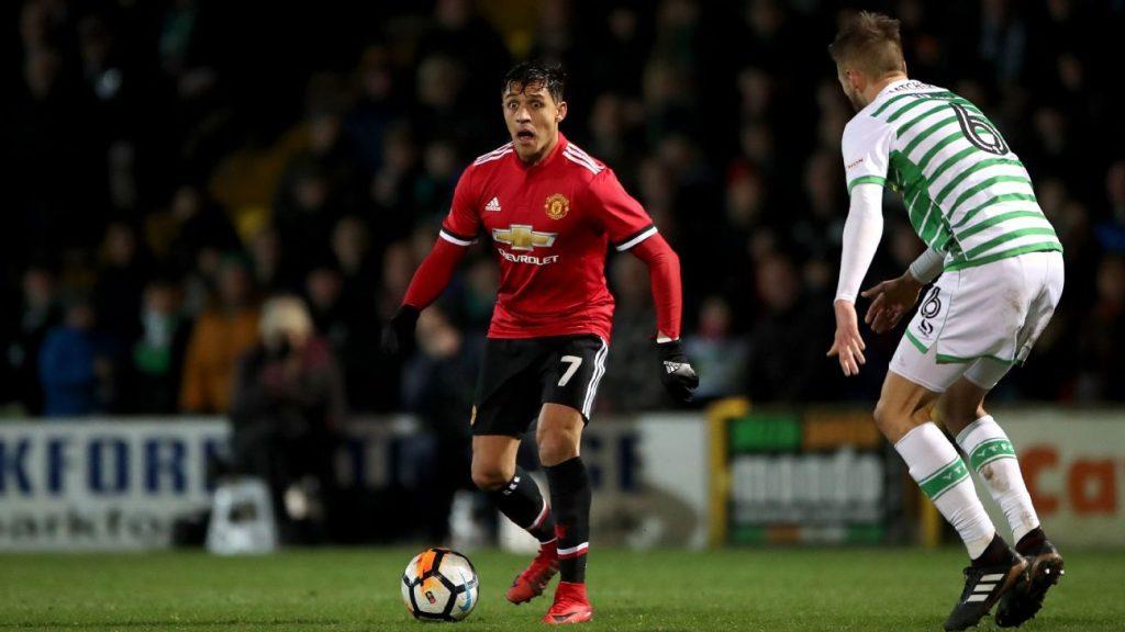 Eric Dier Katakan Kekuatan United Bukan Hanya di Sanchez