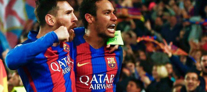 Perkataan Messi Tentang Neymar Sudah Dirinya Buktikan