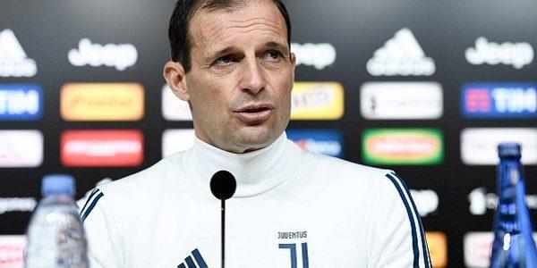 Allegri Katakan Juventus Tidak Boleh Hanya Fokus Di Champions