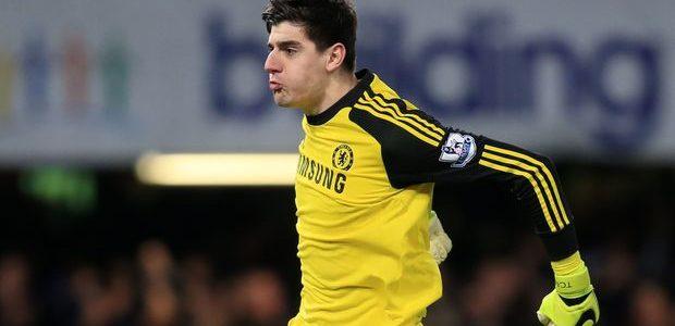 Thibaut Courtois Sudah Pasrah Tinggalkan Chelsea