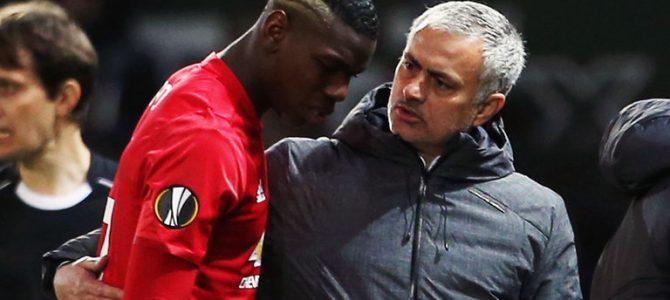Jose Mourinho Yang Tiba Tiba Sangat Kawatir Kehilangan Pogba