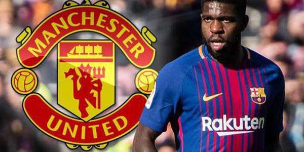 Bintang Barcelona Tolak Transfer ke Manchester United