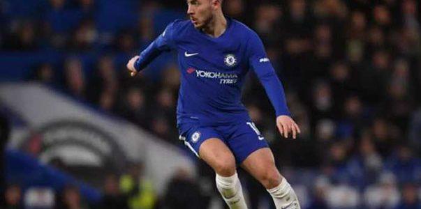 Chelsea akan Setujui Transfer Eden Hazard dengan Real Madrid