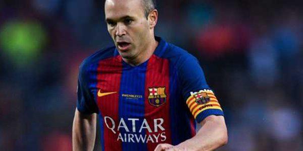 Messi Pilih Dua Pemain Ini Gantikan Peran Iniesta di Barcelona
