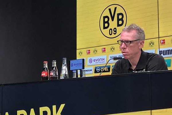 Bos Borussia Dortmund Bungkam Soal Masa Depannya