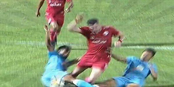 Laporan Pertandingan Sepakbola Persela Lamongan VS Persija Jakarta