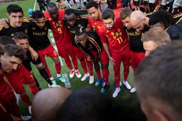 Timnas Belgia Harus Bermain Sebagai Tim Bukan Individu