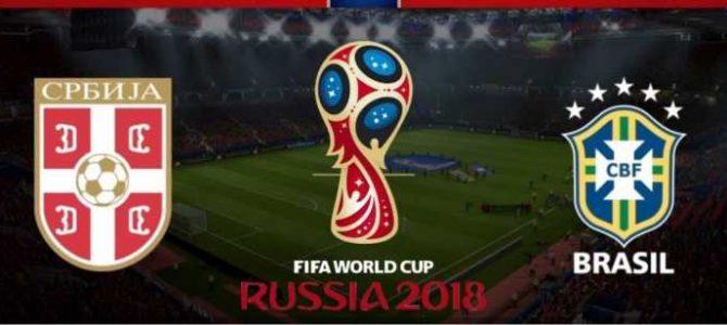 Prediksi Pertandingan Sepakbola TImnas Serbia VS Timnas Brasil