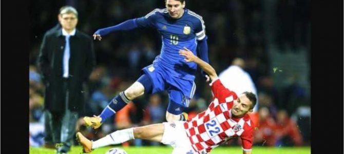 Prediksi Pertandingan Sepakbola Timnas Argentna VS Timnas Kroasia