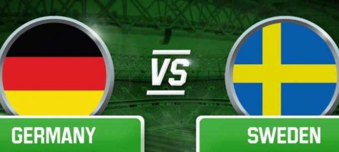 Prediksi Pertandingan Sepakbola Timnas Jerman VS Timnas Swedia
