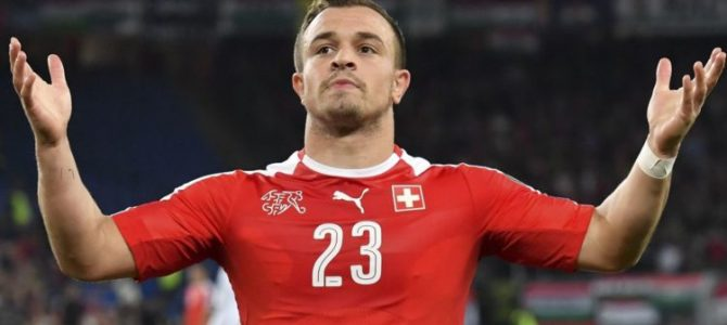 Prediksi Pertandingan Sepakbola Timnas Serbia VS Timnas Swiss