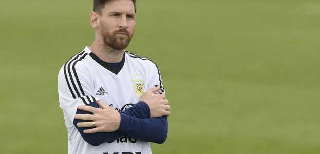Seharusnya Argentina Bangga Punya Messi Ungkap Jordi Alba