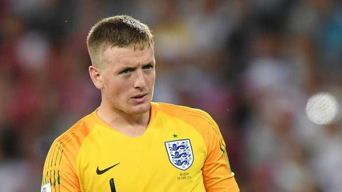 Kiper Inggris Berambisi Raih Gelar Kiper Terbaik Piala Dunia 2018