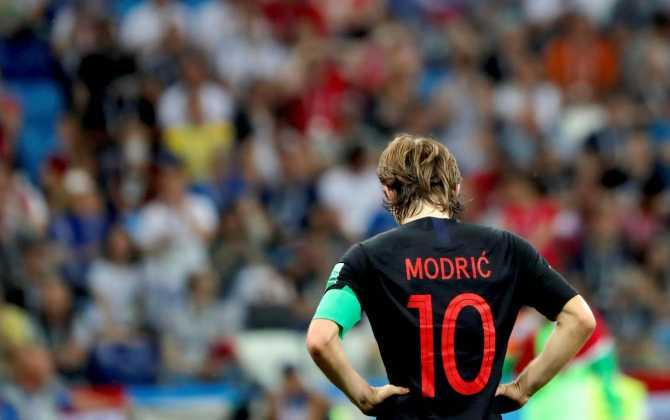 Luka Modric Bangkit Dari Perang Balkan Hingga ke Piala Dunia